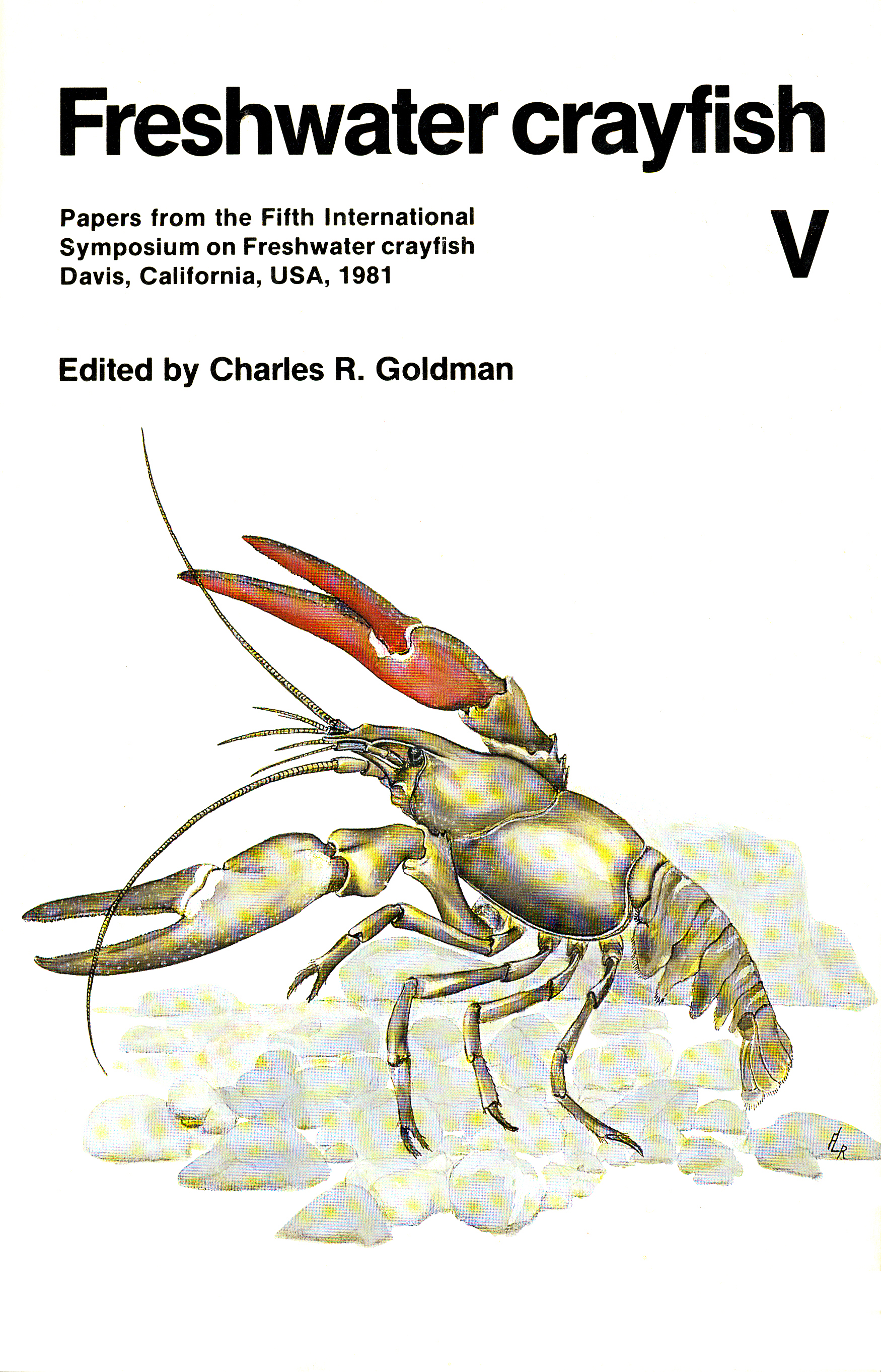 Sexual dimorphism as seen in the crayfish is
