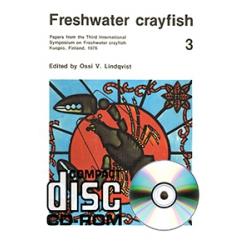 Freshwater Crayfish v.3 CD-ROM