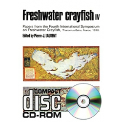 Freshwater Crayfish v.4 CD-ROM