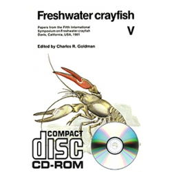 Freshwater Crayfish v.5 CD-ROM