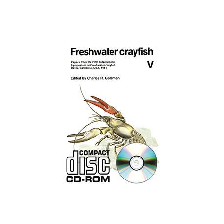 Freshwater Crayfish v.5 CD-ROM