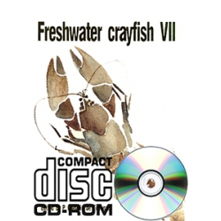 Freshwater Crayfish v.7 CD-ROM