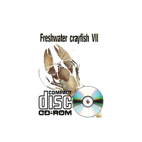 Freshwater Crayfish v.7 CD-ROM