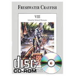 Freshwater Crayfish v.8 CD-ROM