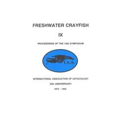 Freshwater Crayfish v.9