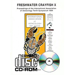 Freshwater Crayfish v.10 CD-ROM