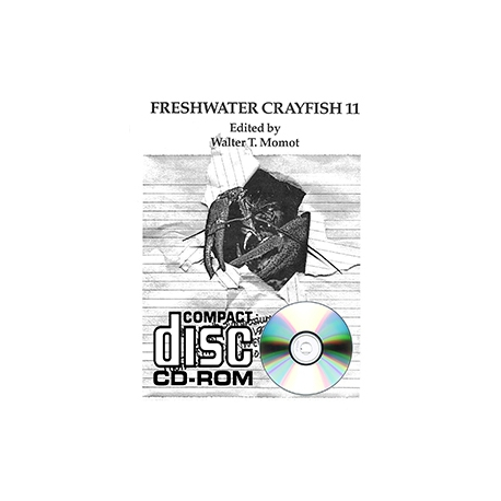 Freshwater Crayfish v.11 CD-ROM