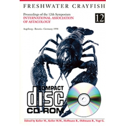 Freshwater Crayfish v.12 CD-ROM