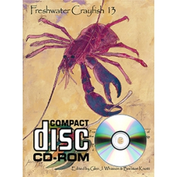 Freshwater Crayfish v.13 CD-ROM