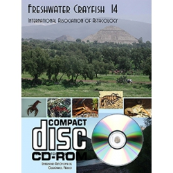 Freshwater Crayfish v.14 CD_ROM