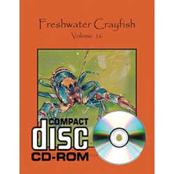 Freshwater Crayfish v.16 CD-ROM