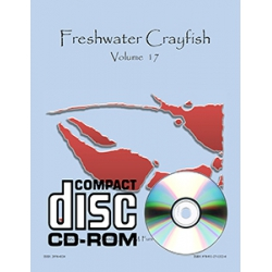 Freshwater Crayfish v.17 CD-ROM
