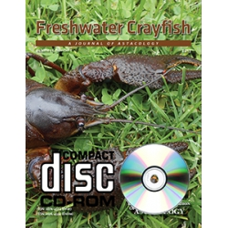 Freshwater Crayfish v.19(1) CD-ROM