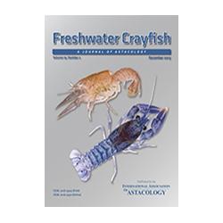Freshwater Crayfish v.19(2)
