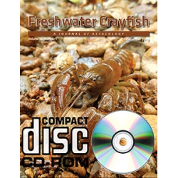 Journal Freshwater Crayfish v.20 CD-ROM