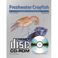 Freshwater Crayfish v.19(2) CD-ROM