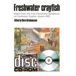 Freshwater Crayfish v.1 CD-Rom
