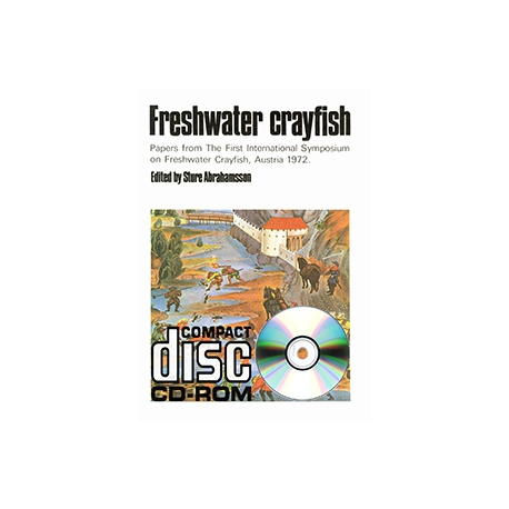 Freshwater Crayfish v.1 CD-Rom
