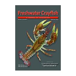 Journal Freshwater Crayfish v.24