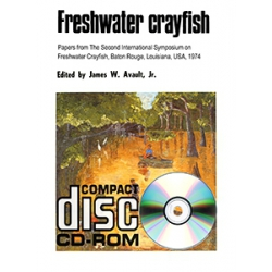Freshwater Crayfish v.2 CD-ROM